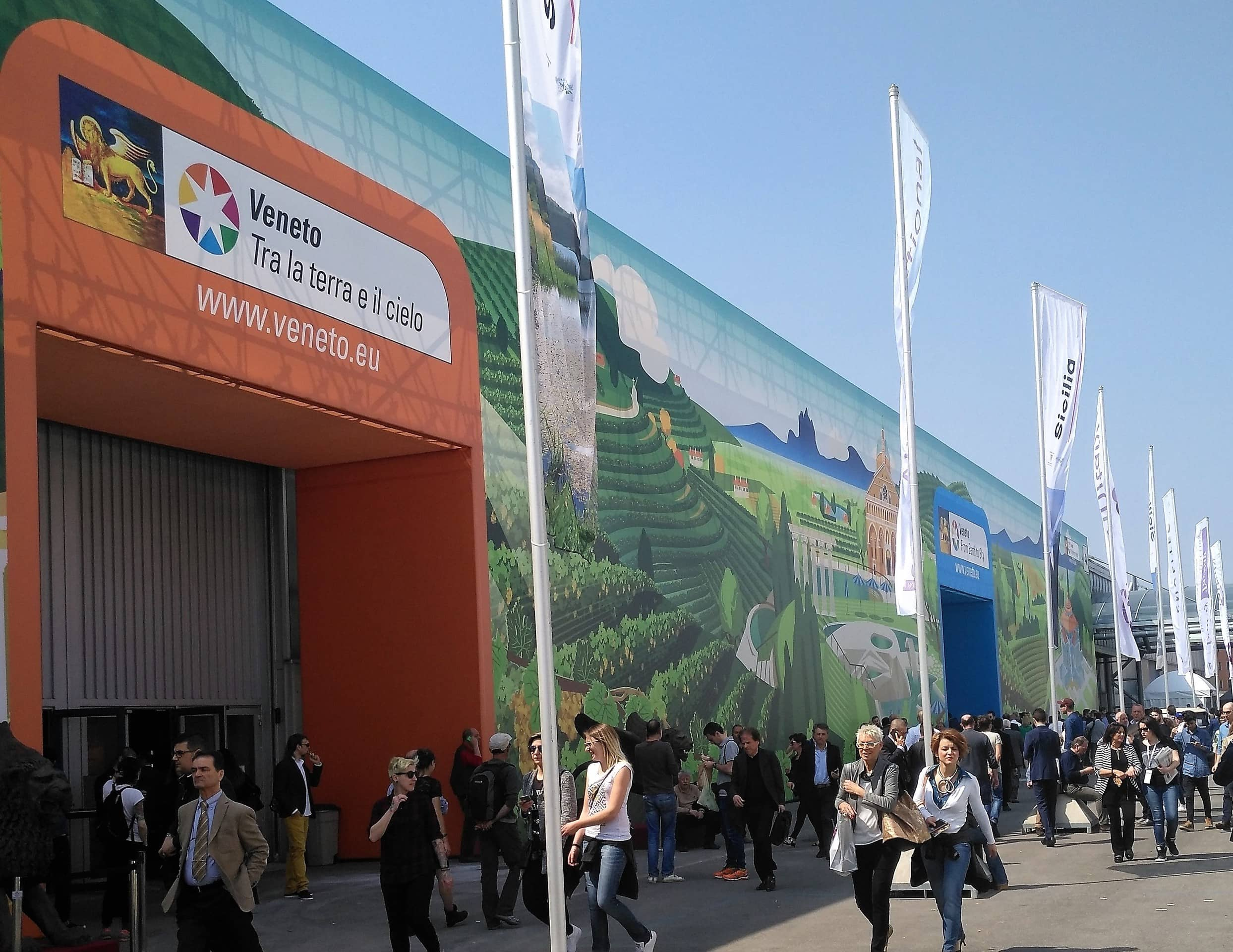 MADE IN ITALY AND EXPORT A VINITALY 2017